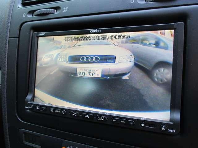 HDDナビ搭載!ワンセグTV視聴可能でバックカメラも装備!