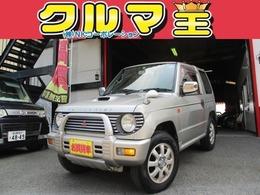 三菱 パジェロミニ 660 スキッパー V 4WD ターボ・AT車・ミニSUV