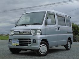 三菱 ミニキャブバン 660 ブラボー ターボ車 ハイルーフ キーレス 1オーナー 禁煙車