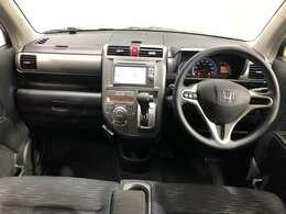 運転席からの視界が左右に広く隅々まではっきりと見渡せます。車の前端も把握しやすく安心して運転できます。