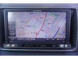 使いやすいカロッツェリアナビ(AVIC-MRZ066)を装着しています。