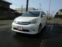 トヨタ アイシス 2.0 プラタナ 4WD 後席モニター/ナビ/フルセグTV/ETC