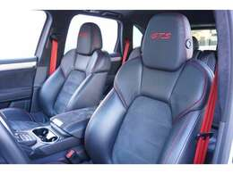 ★【GTS専用黒半革パワーシート&ヒーター】運転席シートのコンディションをご確認下さい!!★