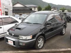 三菱 シャリオ の中古車 2.0 リゾートランナー GT-V 4WD 山口県山口市 79.8万円