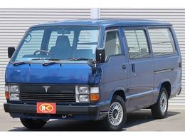 トヨタ ハイエースバン ロング5ドア 2000G ベンコラAT 6人乗り 5万Km 関東仕入れ