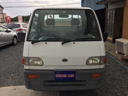 スバル サンバートラック 660 三方開 STD 4WD 5MT ETC 4WD