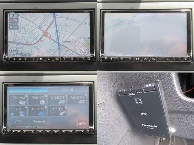 今では必需品のアイテム!HDDナビ!知らない道もナビがあれば安心!フルセグも付いてます!お客様のカーライフを快適にサポートしてくますね♪