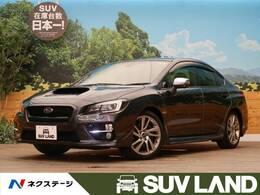 スバル WRX S4 2.0GT-S アイサイト 4WD 禁煙 純正ナビ レーダークルーズ 黒革 ETC