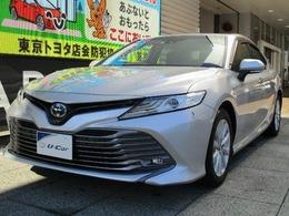 トヨタ カムリ 2.5 G TSS ワンオーナー LED SDナビ