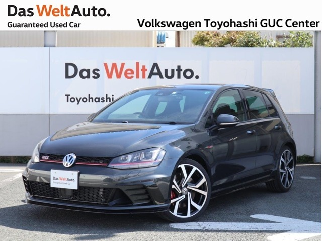 Golf GTI Clubsport Track Edition (カーボンスチールグレーメタリック)