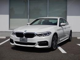 BMW 5シリーズ 523i Mスポーツ 弊社試乗車