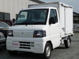 日産 クリッパートラック 660 冷凍車 エアコン パワステ