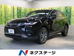 トヨタ ハリアー 2.0 G 登録済み未使用車 トヨタセーフティセンス