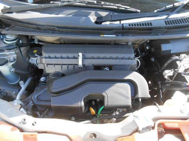 納車時には当社整備士がしっかりとした整備を致します!!  また、エンジンはタイミングチェーン仕様となっております。