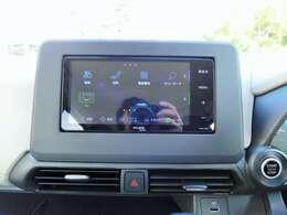 イクリプスD9、フルセグ、CD録音、Bluetooth、ハンズフリー対応、ドライブレコーダー付き(フロント)