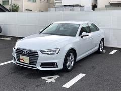 アウディ A4 の中古車 40 TFSI スポーツ 東京都世田谷区 375.0万円