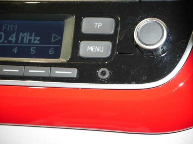 AUXジャックポートで、プラグ外部入力にも対応。メディアプレイヤーの音源を、お楽しみ頂けます。