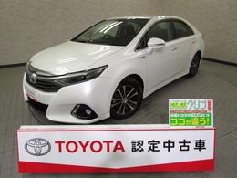 トヨタ SAI 2.4 S Cパッケージ メモリ-ナビ LED バックモニタ-