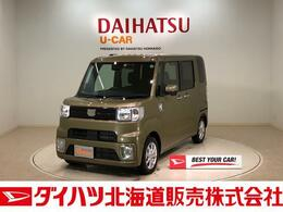 ダイハツ ウェイク 660 L SAIII 4WD 4WD オーディオレス