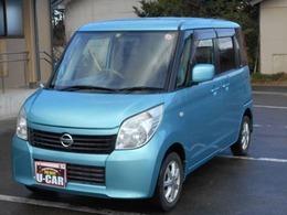 日産 ルークス 660 E チェーン車 CD キーレス ETC