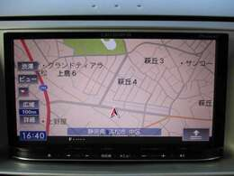 carrozzeria・楽ナビ・2013年モデル・ナビ『AVICMRZ02-』が付いてます!CD◆TV◆SD◆USB◆iPod/iPhone◆AUX◆ラジオAM/FM◆地図データは2013年です♪