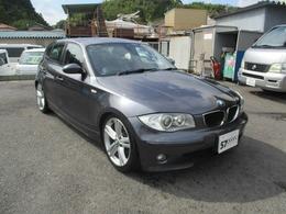 BMW 1シリーズ 118i ローダウン プッシュスタート アルミ