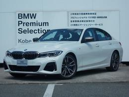 BMW 3シリーズ M340i xドライブ 4WD M340ブラックレザーシート19インチアルミ