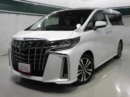 トヨタ アルファード 2.5 S Cパッケージ サンルーフ電動シート両側電動LED電動リア
