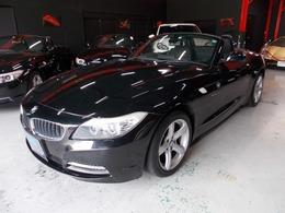 BMW Z4 sドライブ 23i スタイルエッセンス ディーラー整備車両 電動オープン 地デジ