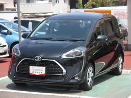 トヨタ シエンタ 1.5 G クエロ 4WD SDナビ/パワースライドドア/ETC/LEDライト