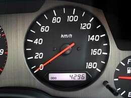 納車時そのままといった按配です。この間の走行距離は3070km程でした。一般的に走行距離の少ないオーナー様は購入後数か月の間はちょっとドライブに出かけるものです。ということは、この走行距離3千km