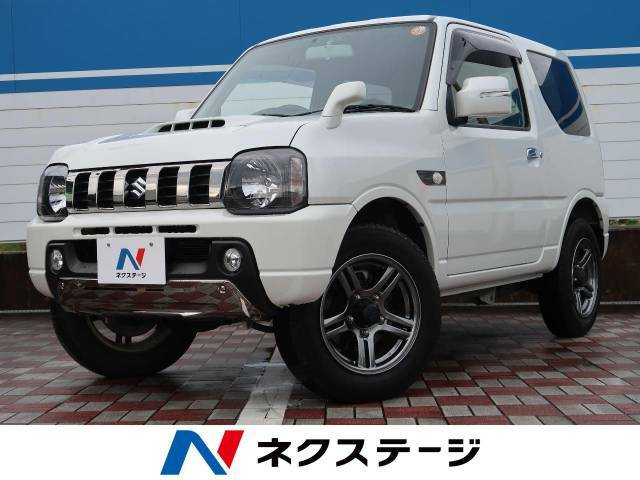 社外SDナビ 5MT 4WD 禁煙車 ETC 黒革シート シートヒーター