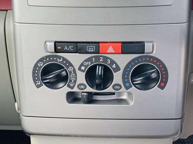 エアコン装備