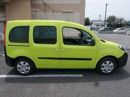 デモカーとして使用しておりました車両となります。