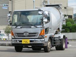 日野自動車 レンジャー 7.88t 増トン コンクリートミキサー 新明和