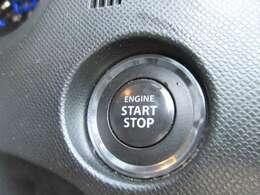 スマートキー&プッシュスタートとなっておりますので、キーを取り出すことなく、エンジンの始動やドアロックの開閉が可能です!