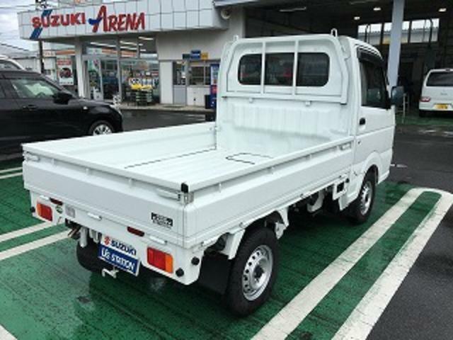 なにかとあると便利な軽トラック。入荷しました!
