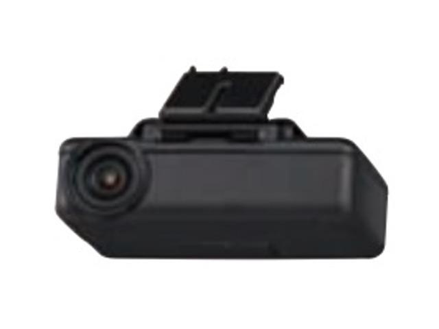 Aプラン画像:前方の映像を記録する車載カメラ装置です。万一の時の映像と音声を記録します。