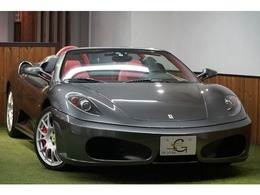 フェラーリ F430スパイダー F1 カーボンブレーキ 整備記録簿 ディーラー車