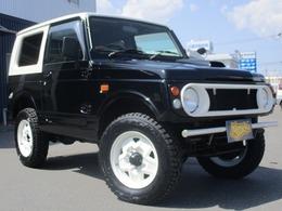 スズキ ジムニー 660 ワイルドウインド 4WD リビルトEG リフトアップ
