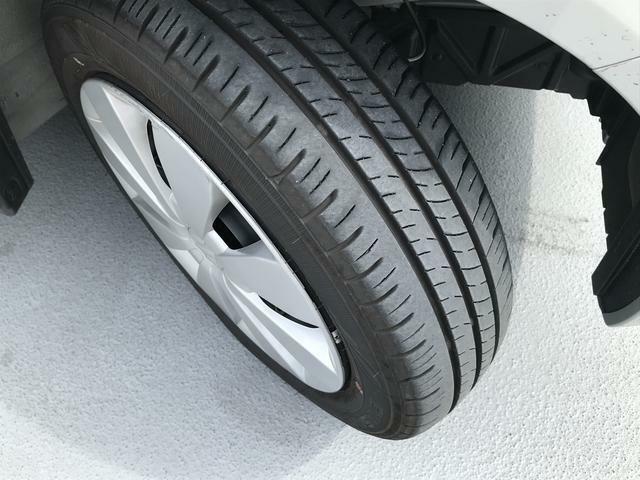 タイヤ溝あるので安心してお乗りいただけます。
