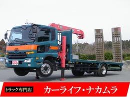 UDトラックス コンドル 6.2t積載 3段フックイン・ラジコン