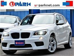BMW X1 sドライブ 18i Mスポーツパッケージ ナビ Bカメラ DTV ETC Sキー 純正18AW