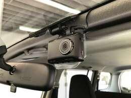 万が一の事故の際にも安心な、ドライブレコーダー装備しております☆前方の状況を録画してくれますよ☆あると嬉しい装備ですね☆