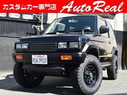 三菱 パジェロミニ 660 アクティブフィールド エディション 4WD REALSPEEDカスタム 2インチリフトアップ