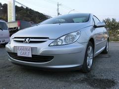 プジョー 307CC の中古車 プレミアム 埼玉県比企郡滑川町 49.9万円