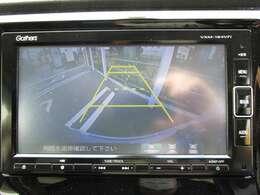 バックカメラ付きで後方視界も良好です!バックな苦手な方に画面で駐車をサポート、駐車が得意な方も後方視界の確保も役に立ちます!