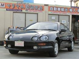 トヨタ セリカ 2.0 SS-I フロア4AT リアスポイラーレス修復歴無し
