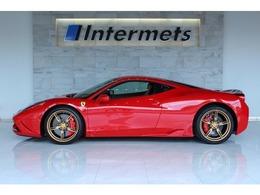 フェラーリ 458スペチアーレ F1 DCT D車 NARTレーシングS 走行距離3797km
