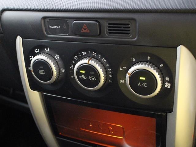 室内を快適な温度に保つ、使いやすいデザインのオートエアコンです。